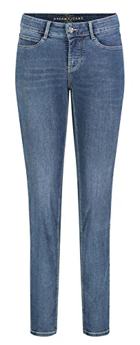 Jeans Amc Straight Donna Dream D626 blue Authentic Blau Wash r54qrTO