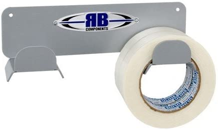 Silver RB Components 2264 Double Tape-Goggle Bracket