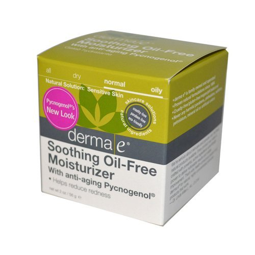 Derma E Soothing Oil-Free Moisturizer with Pycnogenol - 2 (Derma Oil Free Moisturizer)