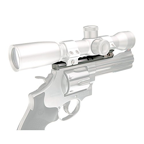 Rib Mount (B-Square Taurus 44 Magnum, 607/608 6-Inch and 8-Inch Barrel with Vent Rib)