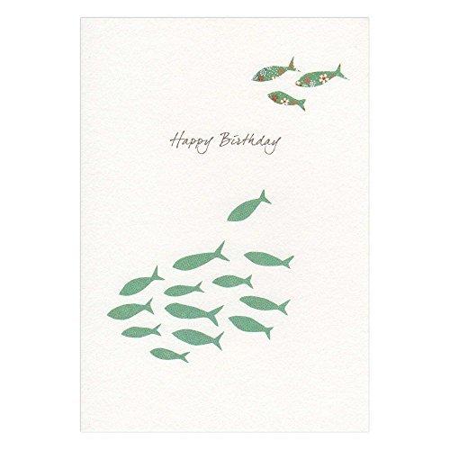 Feliz cumpleaños tarjeta de felicitación fusileros cardumen ...