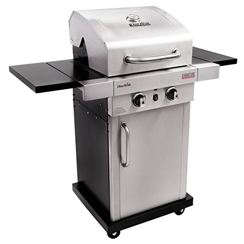 Char Broil Signature TRU Infrared 2 Burner Cabinet product image