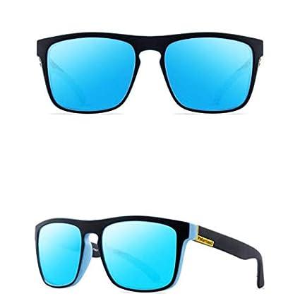 UV Protection Driving Mirror Mens Glasses Polarized UV400 WENZHEN Polarized Sunglasses Cycling Sports Sunglasses B