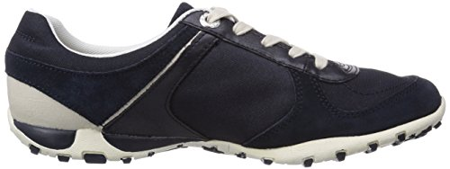 Geox Low Top FRECCIA Women's Blue Navy D A Trainer zwxrAzqv