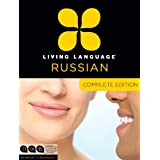 Living Language Russian, Complete Edition: Beginner through advanced course, including 3 coursebooks, 9 audio CDs, and free online learning