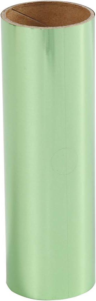50cm W: 15.5 cm Deco Foil Green
