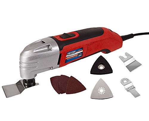 PTA1540 - Multi-Oscillating Tool With 7 Accessories - UL LISTED