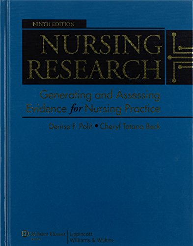 Nursing Research:Generating+.. W/Access