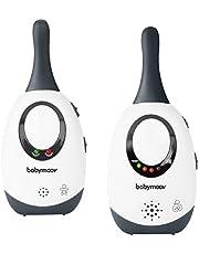 Babymoov A014014 Simply Care Audio Babyfoon, standaard, wit/zwart