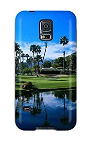 Yasmeen Afnan Shalhoub's Shop Lovers Gifts Premium Case With Scratch-resistant/ Best Dream Golf Course Rmpscdssy Case Cover For Galaxy S5 7004716K16623658