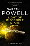 Light of Impossible Stars: An Embers of War novel (English Edition)