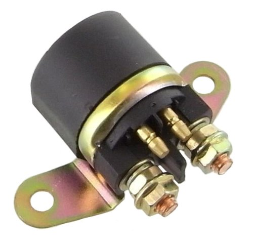 NEW Solenoid Relay Replacement For Suzuki Motorcycle 1988-2001 LT-F250 Quadrunner 31800-49100