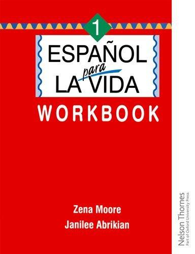 Download Espanol para la Vida 1 - Workbook (Bk.1) ebook