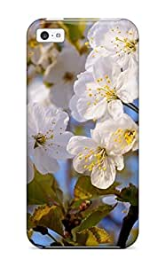 Herbert Mejia's Shop Best New Fashion Premium Tpu Case Cover For Iphone 5c - Gorgeous Cherry Blossoms Hd