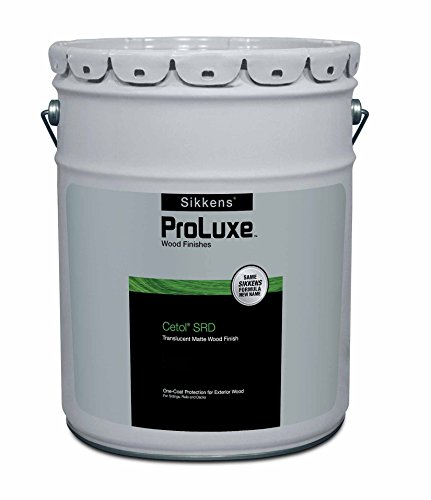 Cetol SRD Natural - 5 Gallons by Sikkens