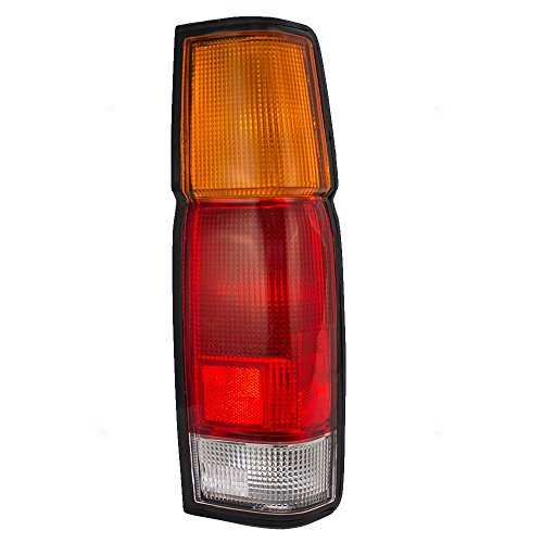 Passengers Taillight Tail Lamp Replacement for Nissan Pickup Truck B65503B300 AutoAndArt