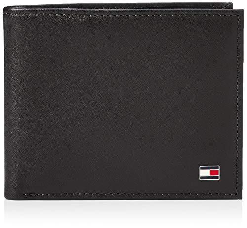 Tommy Hilfiger Herren Eton Mini CC Wallet Mappe, 11x9x2 cm