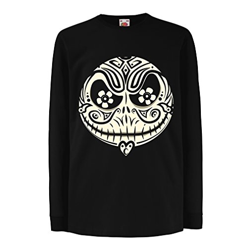 T-Shirt for Kids The Skull Face -The Nightmare