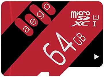 AEGO 5 Piezas 64GB Tarjeta Micro SD Clase 10 Tarjeta de ...
