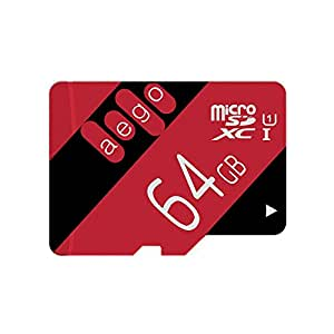 AEGO 64GB Tarjeta Micro SD UHS-1 Tarjeta de Memoria microSD ...