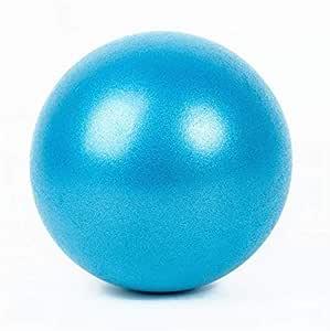 بوليز كرة التمارين الرياضية لون ازرق - صغير