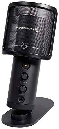 Beyerdynamic FOX Recording Gaming Twitch Streaming Microphone Game -