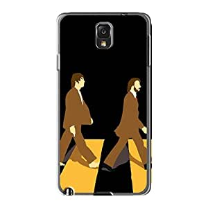 DrawsBriscoe Samsung Galaxy Note3 Anti-Scratch Hard Cell-phone Case Support Personal Customs High-definition Metallica Image [iTl1791Olnx]