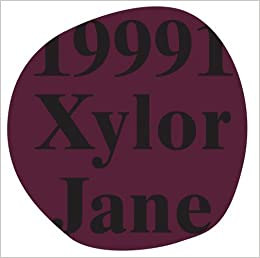 Book Xylor Jane: 19991 by Mellis, Miranda (2014)