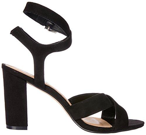BLACK Women Miso Novo Sandals Black Fashion YdXqd1x6