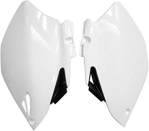 Plate Number Laterale White YZF250/4502006-09 Générique