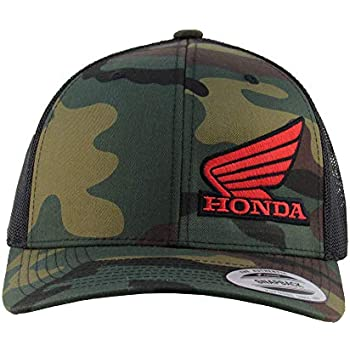 Mayhem Industries Honda Camo Mesh Trucker Hat