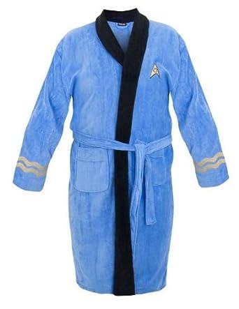 Amazon.com: Star Trek Men\'s Dressing Gowns - Spock: Clothing