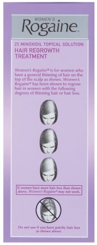 Rogaine for Women Hair Regrowth Treatment 3- 2 ounce bottles by Rogaine (Image #2)