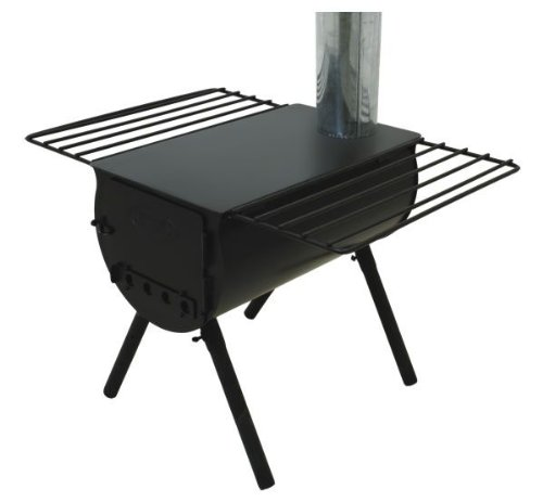 Camp Chef Alpine Heavy Duty Cylinder Stove (Tents For Camping With Stove)
