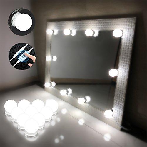 Vanity Lights Hollywood Style Led Vanity Mirror Lights