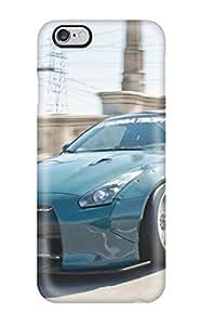 Best 2129174K94073476 Premium Nissan Gt-r Heavy-duty Protection Case For Iphone 6 Plus