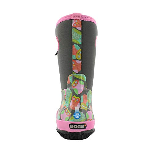 Pictures of Bogs Kids' Classic High Waterproof Insulated Rubber Kids Classic 3
