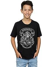 Harry Potter Boys Hogwarts Crest T-Shirt