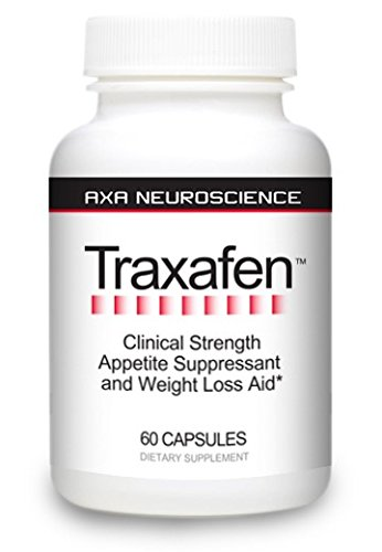 Traxafen - Powerful Appetite Suppressant and Fat Burner. Lose Weight Quickly Without Diet or Exercise.