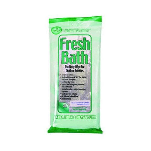 Adventure Medical Kits Fresh Bath (Fresh Bath Wipes)