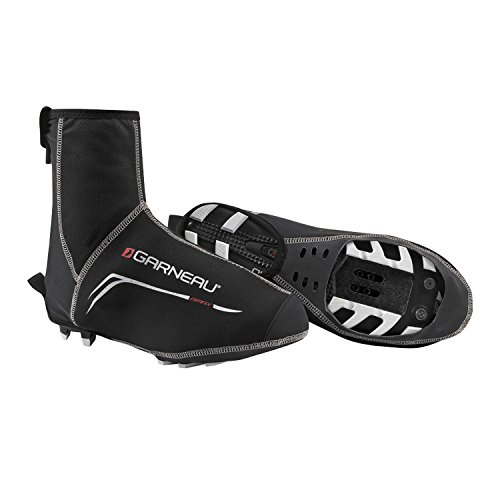 Louis Garneau Bimax Cycling Shoe Covers, Black, Large