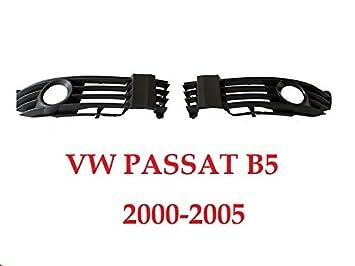 VW PASSAT 3B 3BG 00-05 Stoßstange Grill Gitter Lüftungsgitter Blende SET