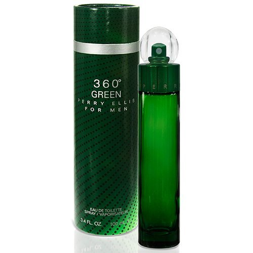 Perry Ellis Green Toilette Spray