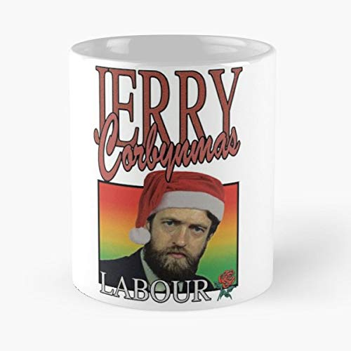 Labour Conservatives Jeremy Corbyn - White -coffee Mug- Unique Birthday Gift-the Best Gift For Holidays- 11 Oz.