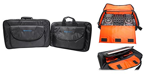 Rockville Travel Carry Case For Pioneer DDJ-RR DJ Controller