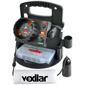 Vexilar FL-8SE Ice ProPack II Locator with 19 Degree Ice Ducer ()