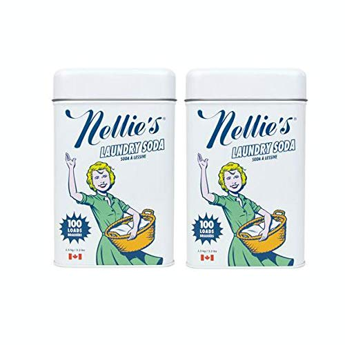 Nellies All Natural Laundry Soda, 3.3 lbs (2) product image