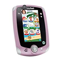 LeapFrog LeapPad2, Pink (French Version)
