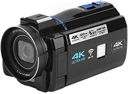 DAUERHAFT Videocámara multifunción 4K, para