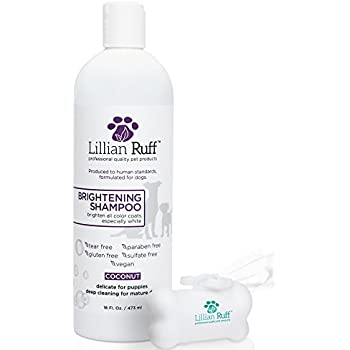 Pet Shampoos : Amazon.com: Chris Christensen White on